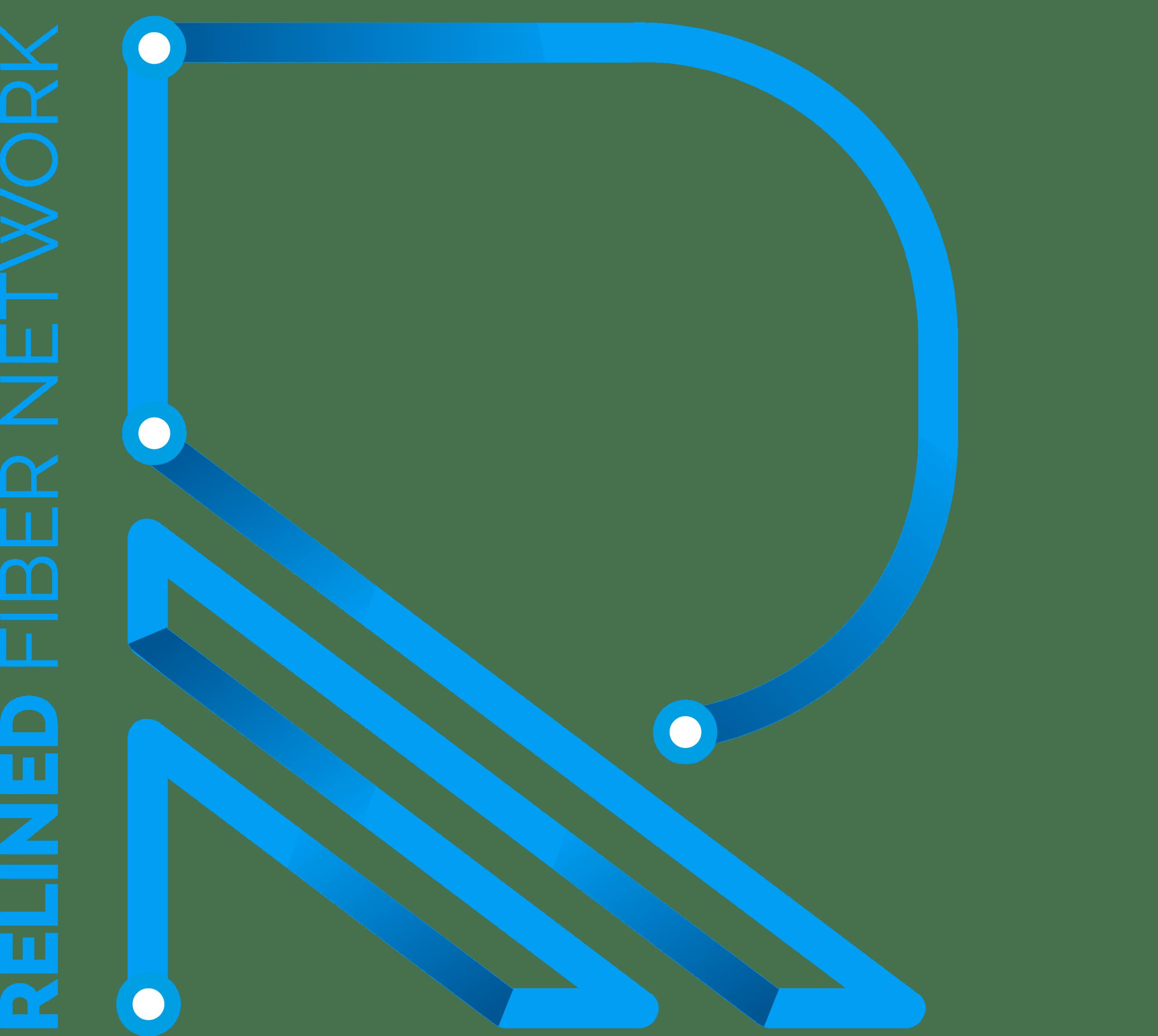 Relined Fiber Network